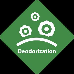 Deodorization